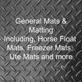 General Mats & Rubber Products